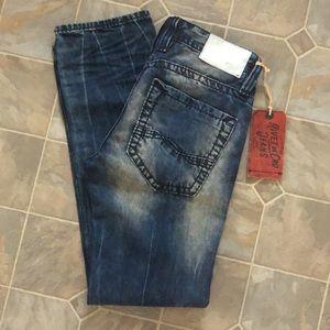 Rivet de Cru Andrew Jeans